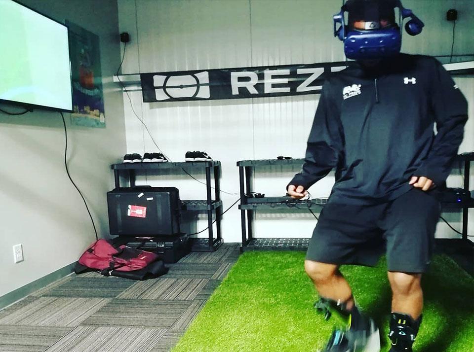 Rezzil VR Arrives at Sogility!