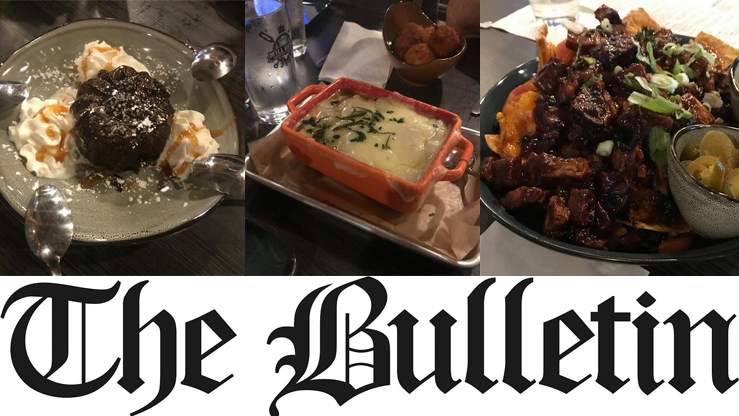 The Bulletin Restaurant review: Tullis score with new Griswold eatery Oct 9,2019