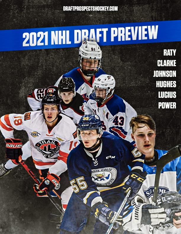 draftpro 2021 nhl draft preliminary top 32 draft