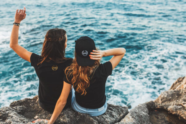 You should refresh at beach with friends