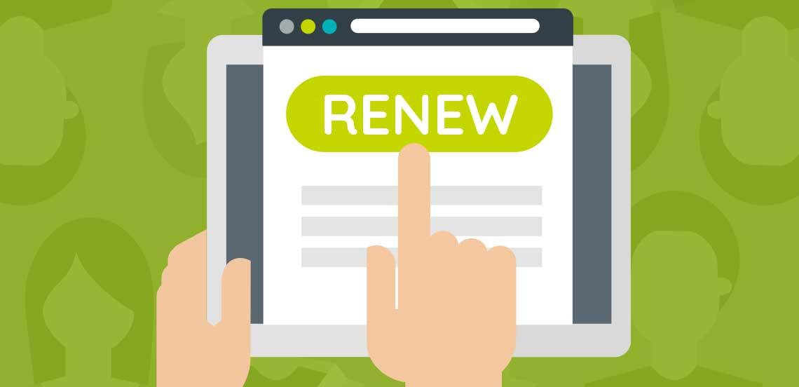 Membership Renew