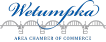 Wetumpka Chamber of Commerce Logo
