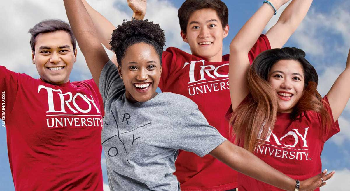 Troy University Corporate Partnership Program