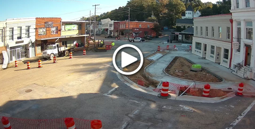 Downtown Live Stream