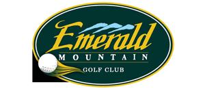 Emerald Mountain Golf Club Logo