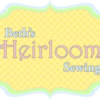 Beth's Heirloom Sewing