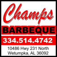 Champs Barbeque