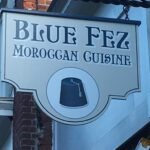 Blue Fez Salem