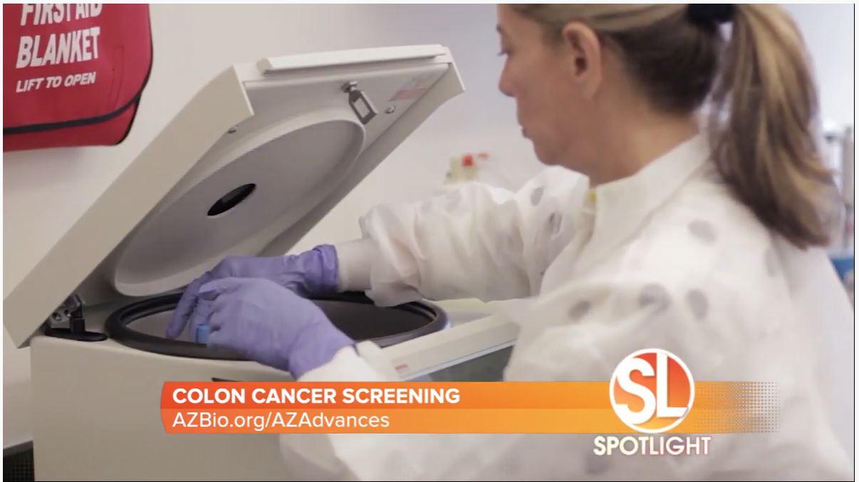 Health Innovation Spotlight: Colon Cancer