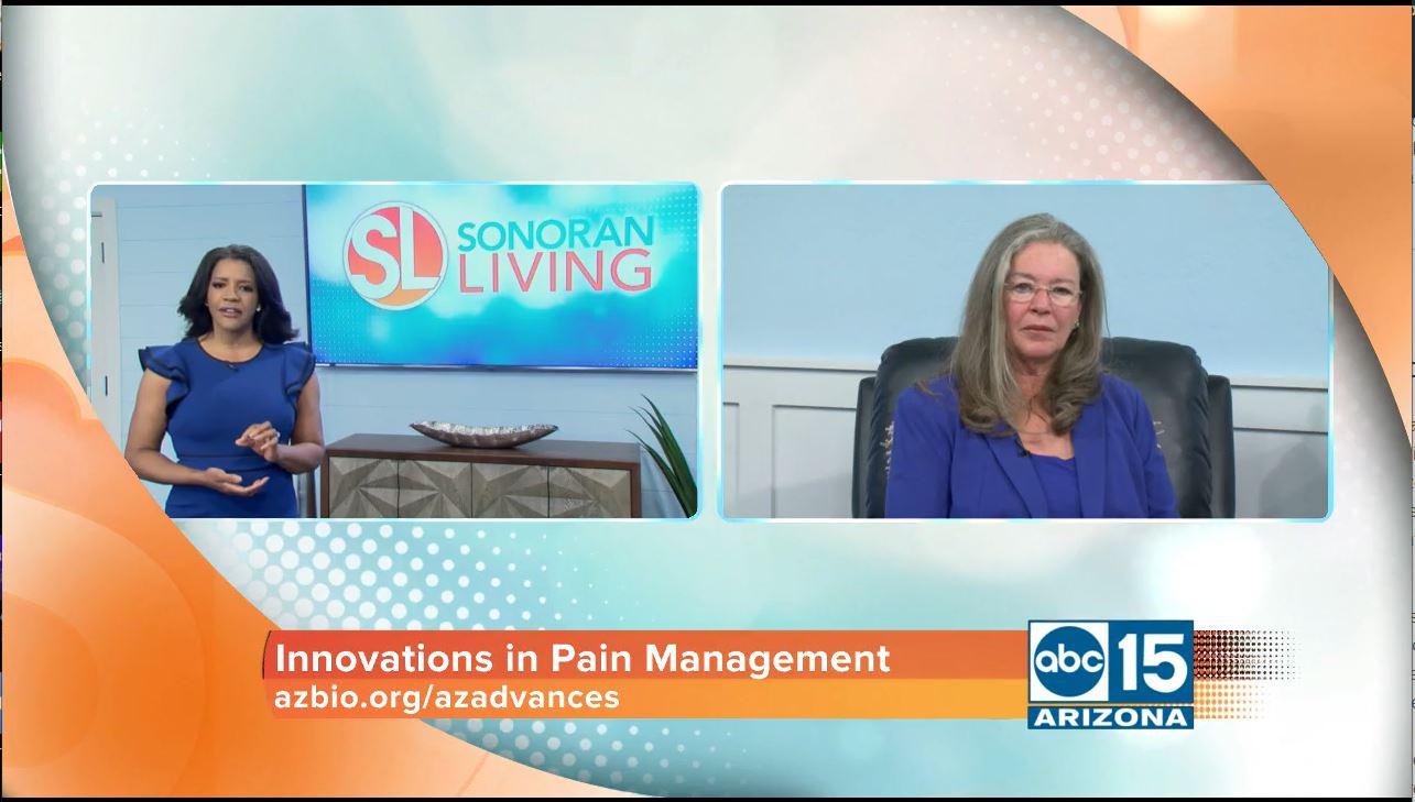 Health Innovation Spotlight: Pain