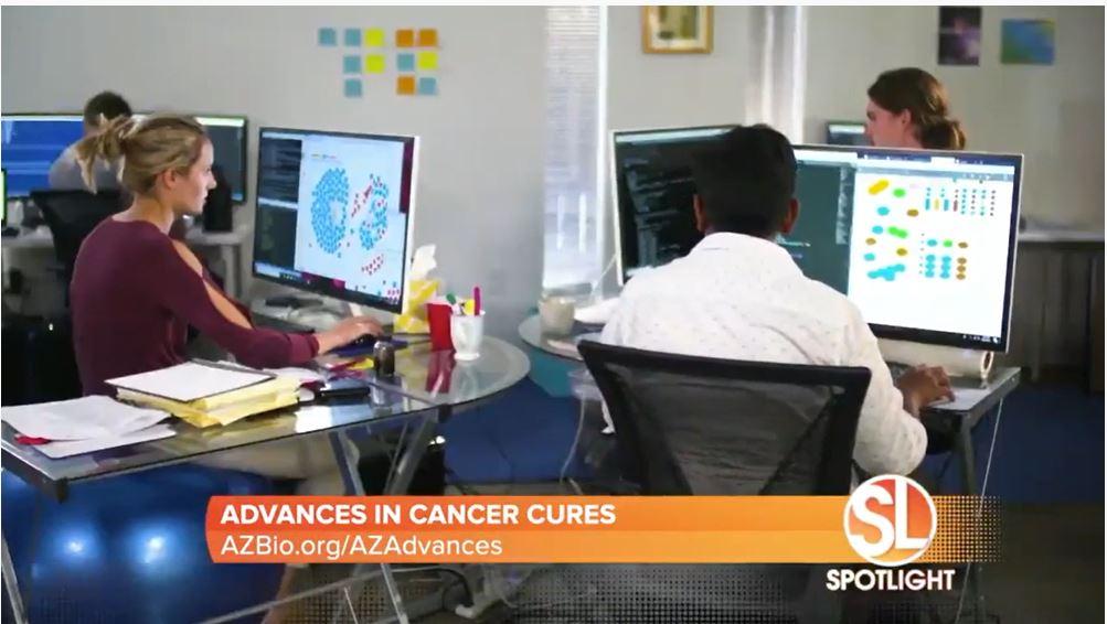 Health Innovation Spotlight: Finding Cancer Cures