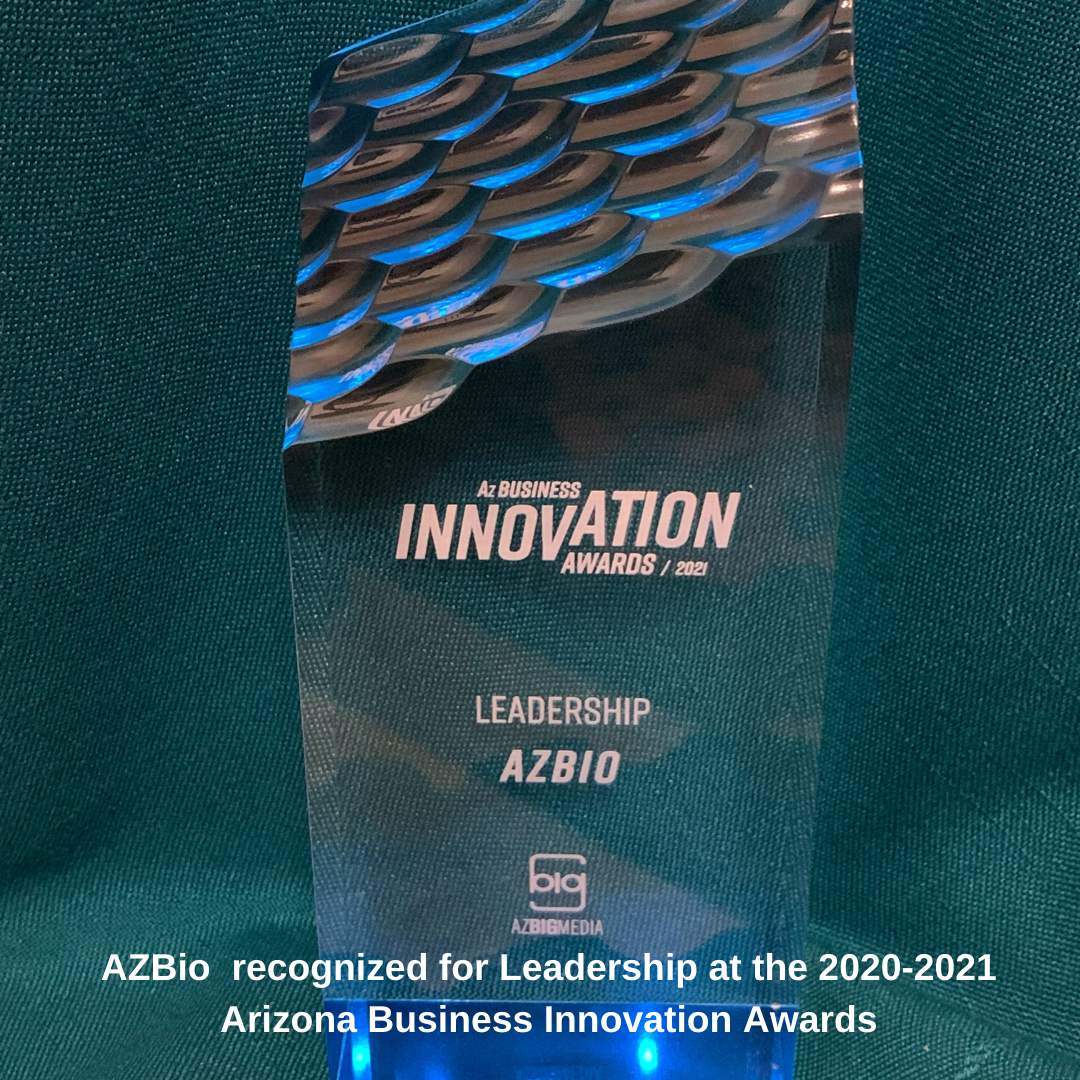 AZAdvances Co-creator Recognized for Innovation Leadership