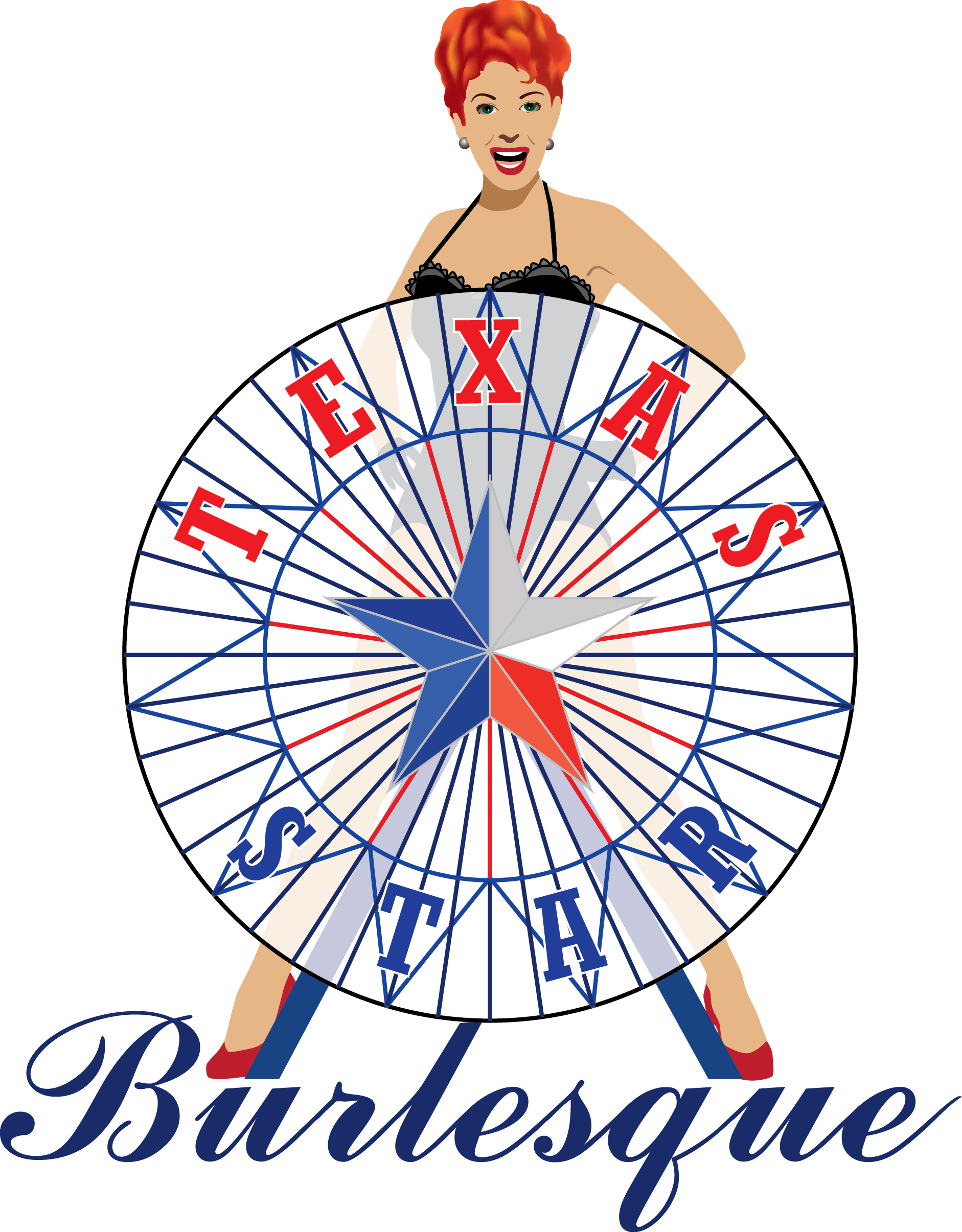 Texas Star Burlesque Logo