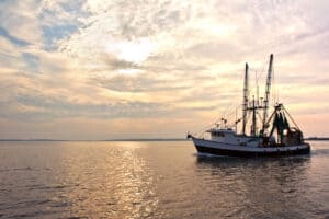 Commercial fishing in workers' compensation
