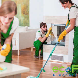 apartment cleaning company Richmond BC