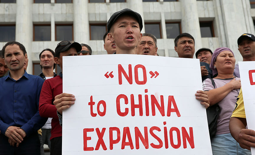 Central Asian countries regret allowing PRC infrastructure investments
