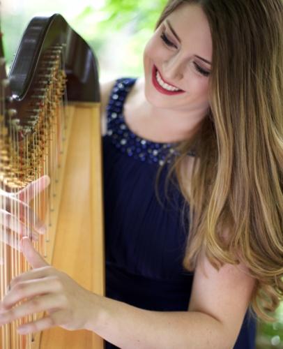 Lauren Hayes: Piano, Harp, Basson: B.M, M.M