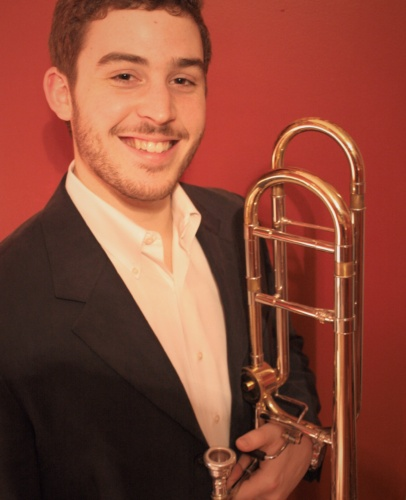 Matthew Martin: Trombone, B.M, M,M
