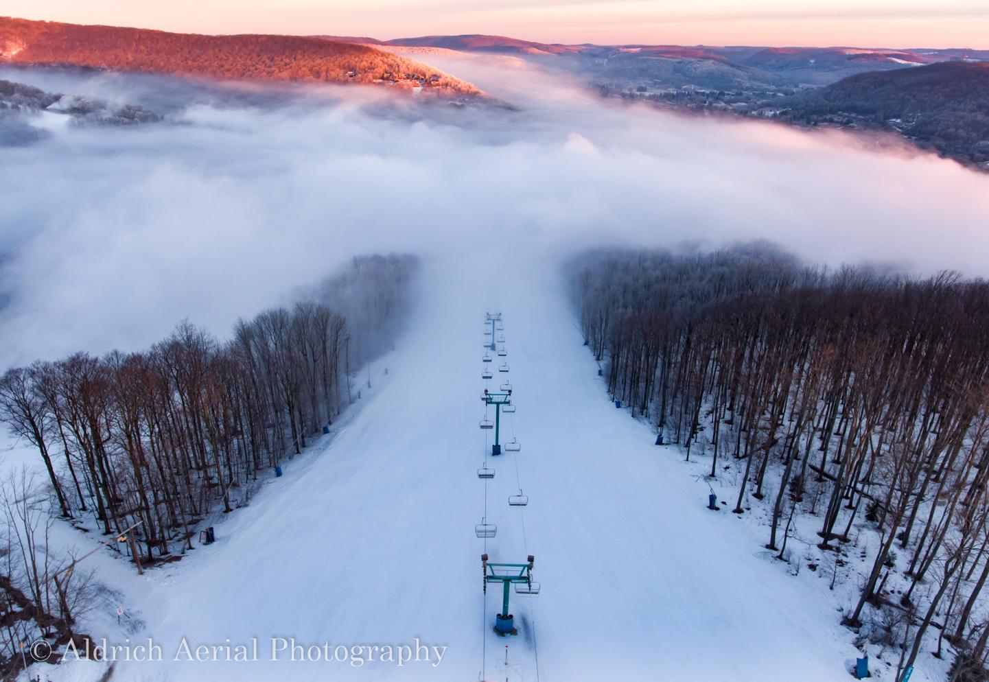 Ellicottville Ski Slope