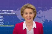The Coronavirus Global Response has so far raised €9.8 billion