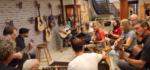 Guitar Students Jamming