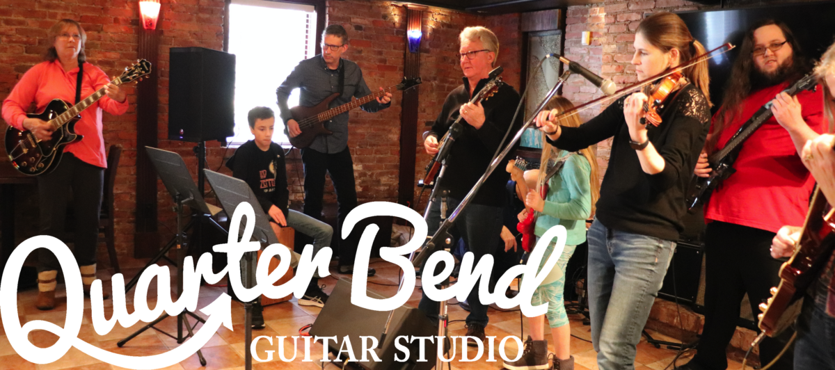 All Ages Guitar Student Jam