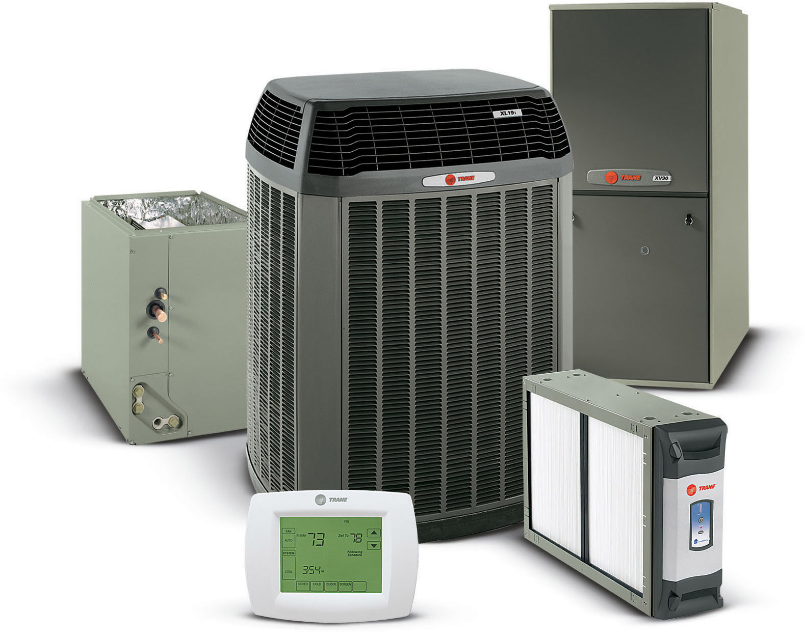 Trane Products Photo