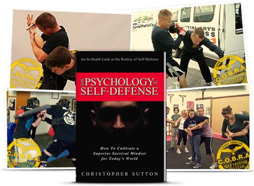 C.O.B.R.A. self-defense training