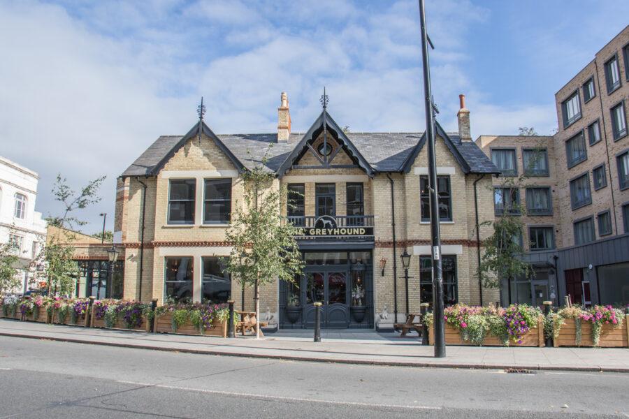 The Greyhound Pub,  family friendly pubs, kid friendly pubs