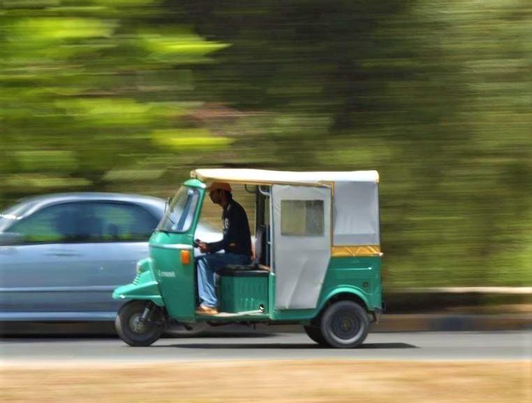 Map of Pakistan & Travel Guide, Rickshaw