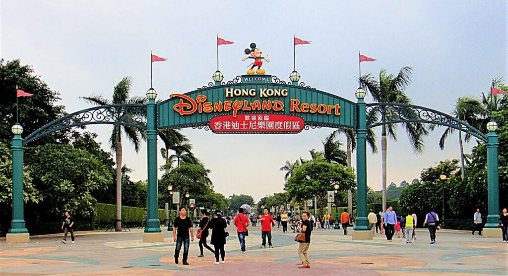 entry to Hong Kong Disneyland cheap Disney tickets
