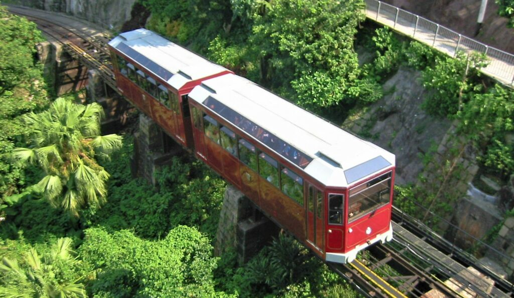 Hong Kong victoria tram tickets cheap tours no waiting travel tour review