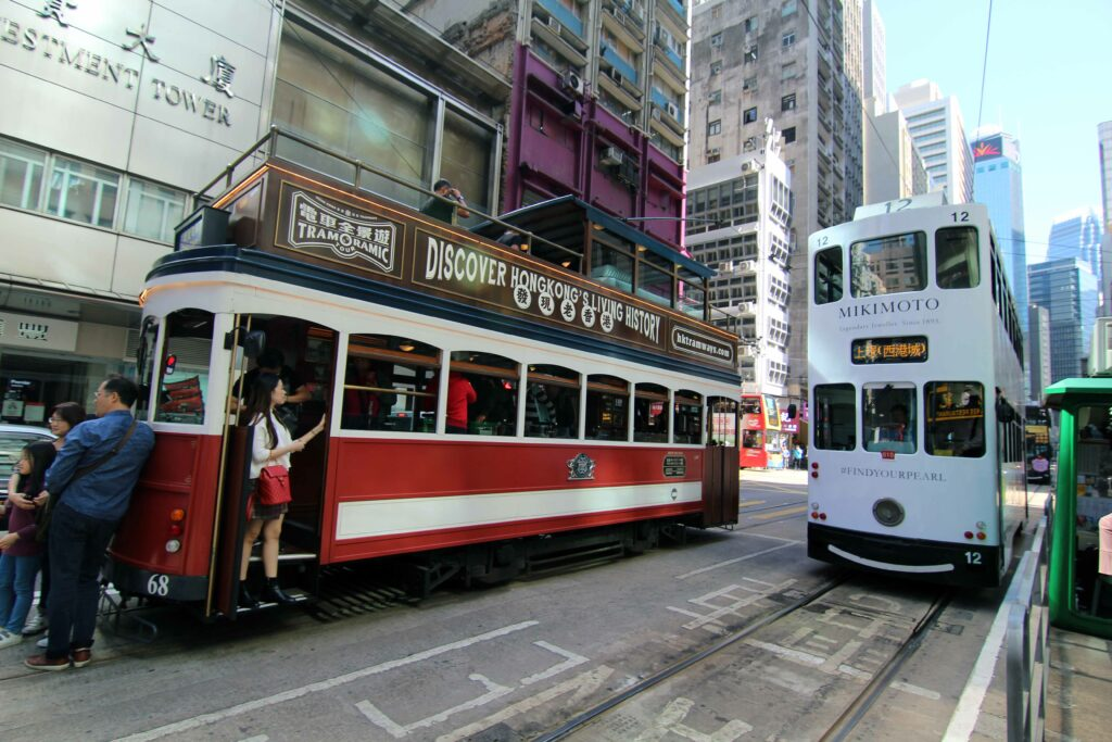 TramOramic Tour hong kong