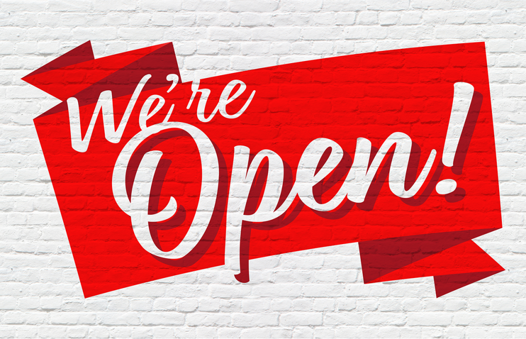 Were Open