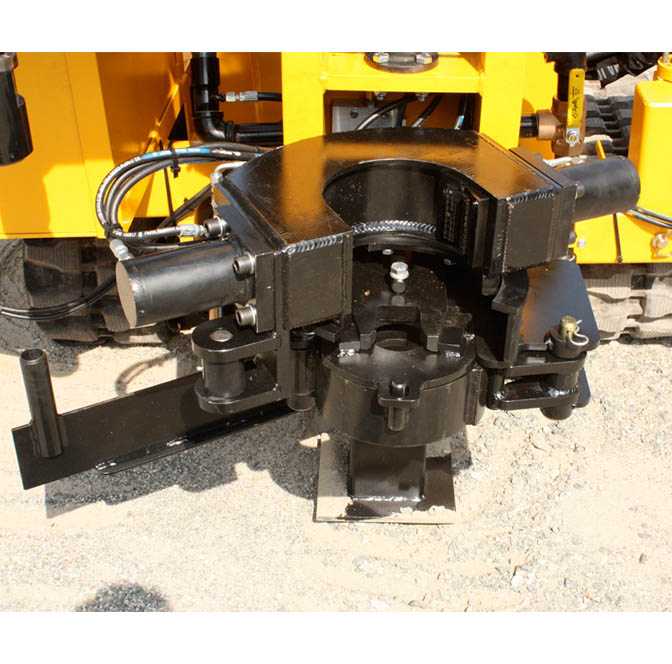 Geothermal Drilling Breakout Clamps