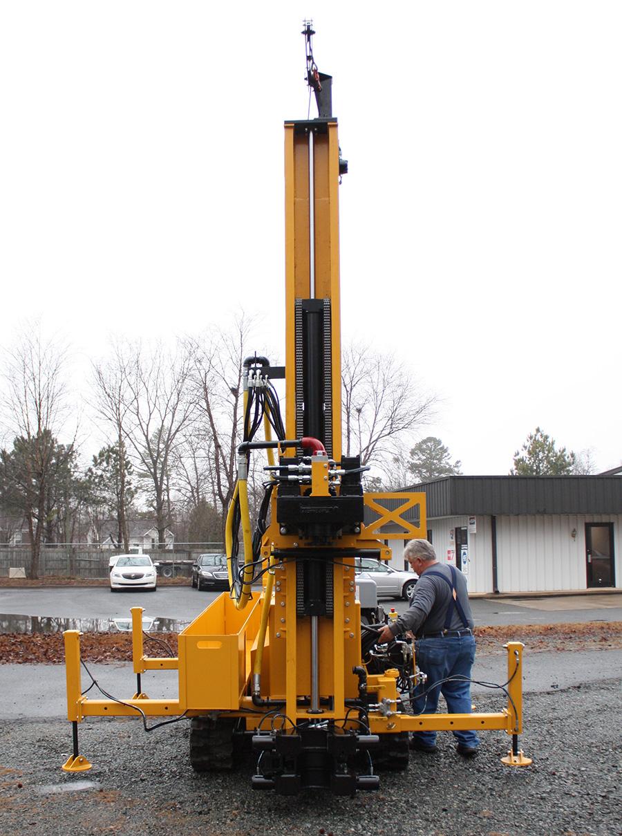K60 Drilling Rig