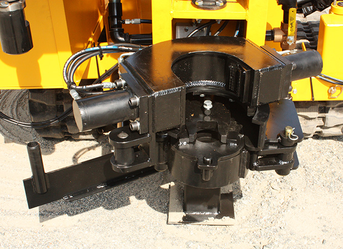 Safety Breakout Clamps for drilling rig