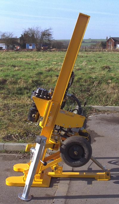 Man Portable Drill Rig