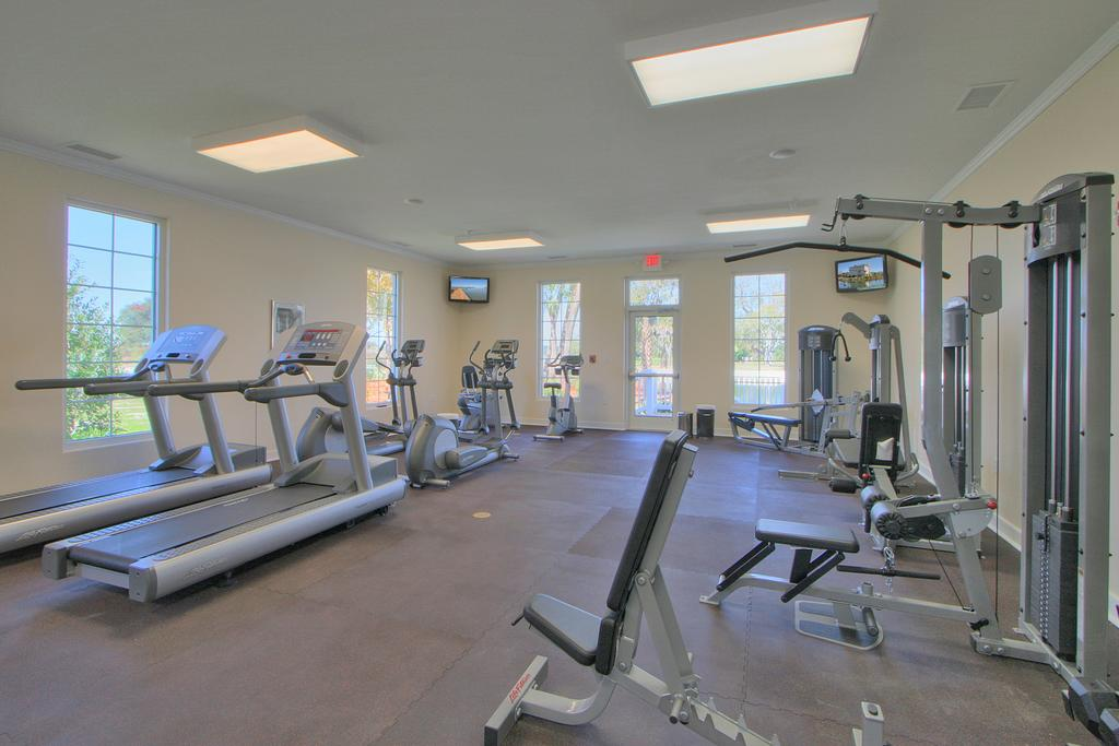 Bluewater by Spinnaker Resorts Gym