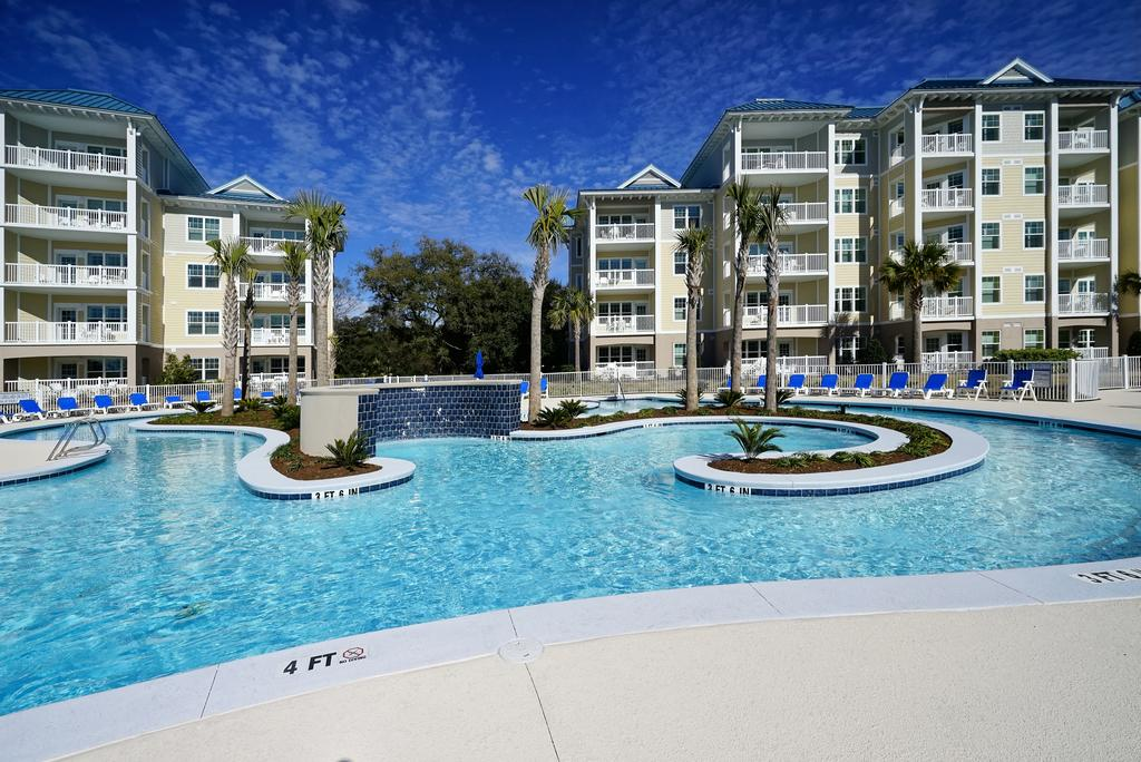 Bluewater by Spinnaker Resorts Pool