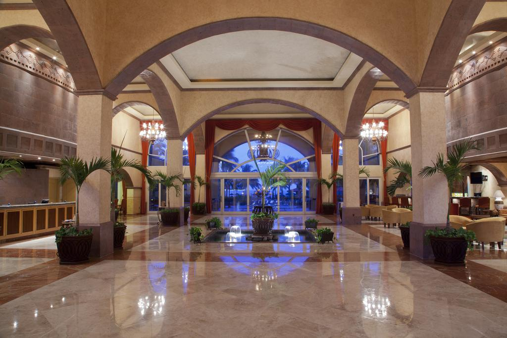 Villa Del Palmar Flamingos Beach Resort & Spa Lobby