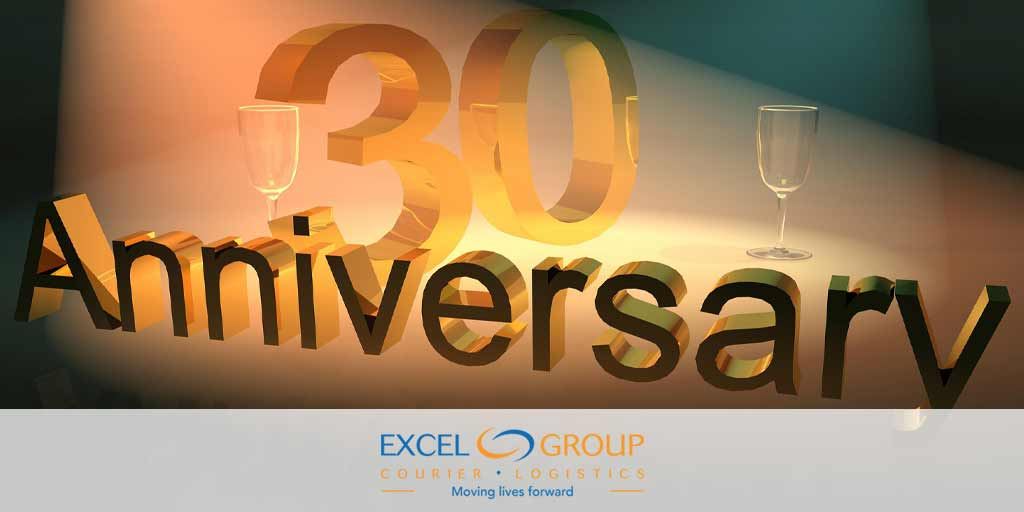 Excel Group 30 year Anniversary