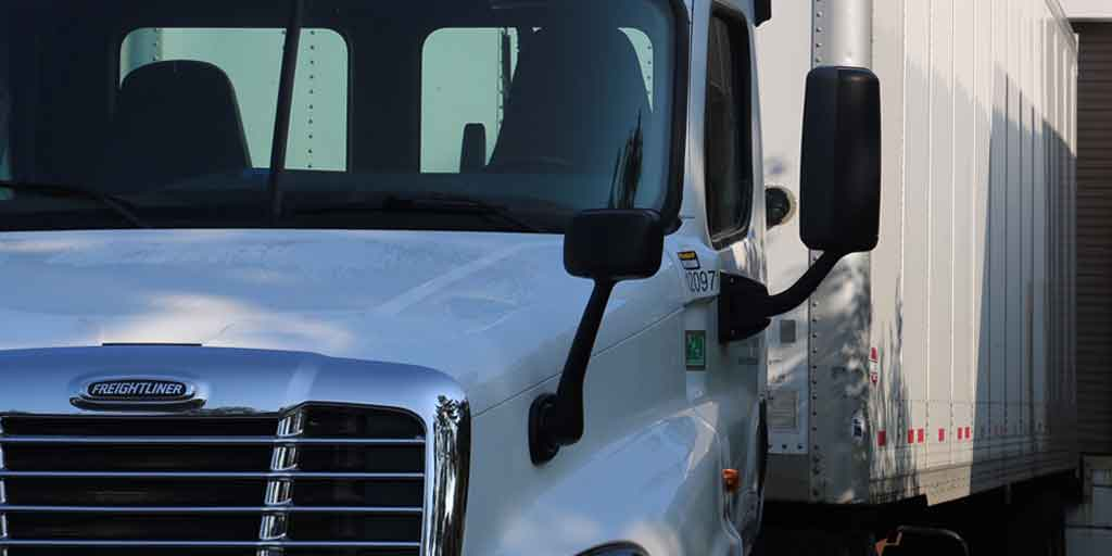 Excel Courier Freight Transport Vehicle