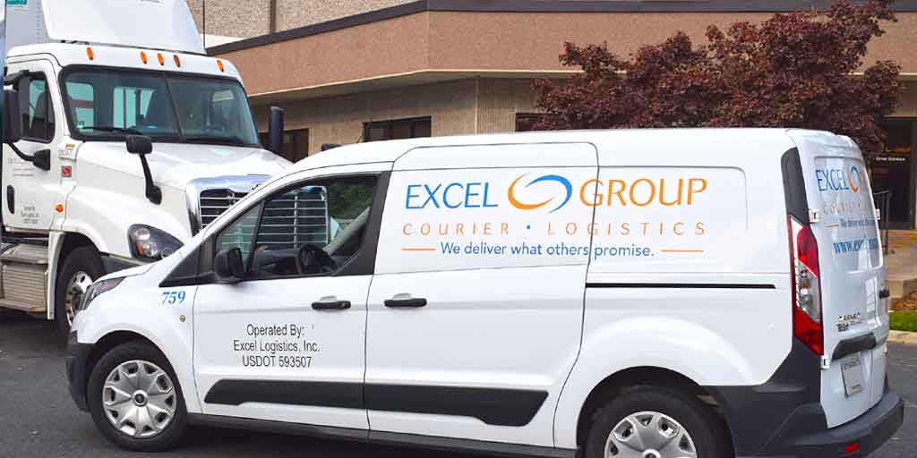 Excel Courier Transport Vehicles