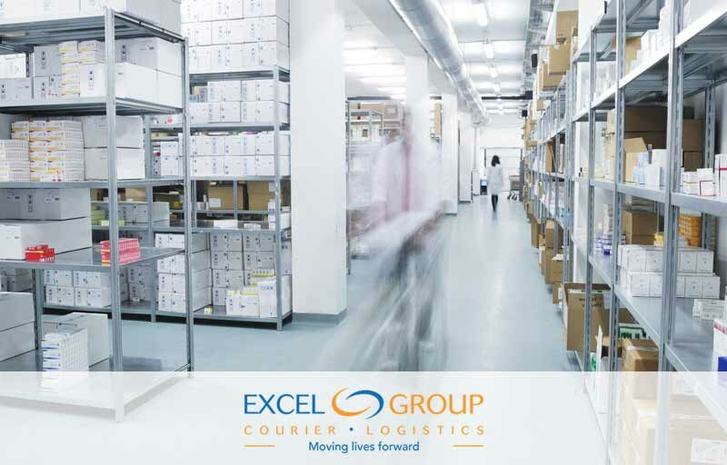 Healthcare Logistics Pharmaceutical Warehouse