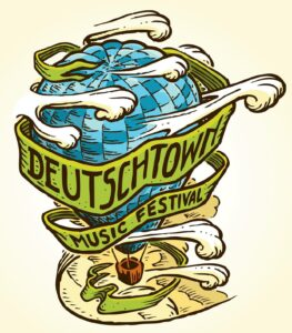 Deutschtown Music Festival Logo