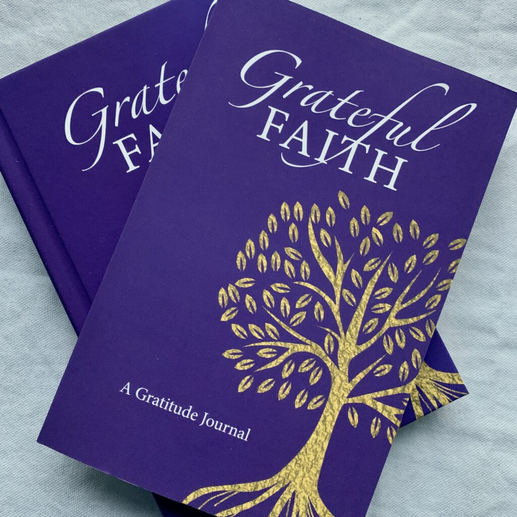 Grateful Faith Journal Hard and Soft cover