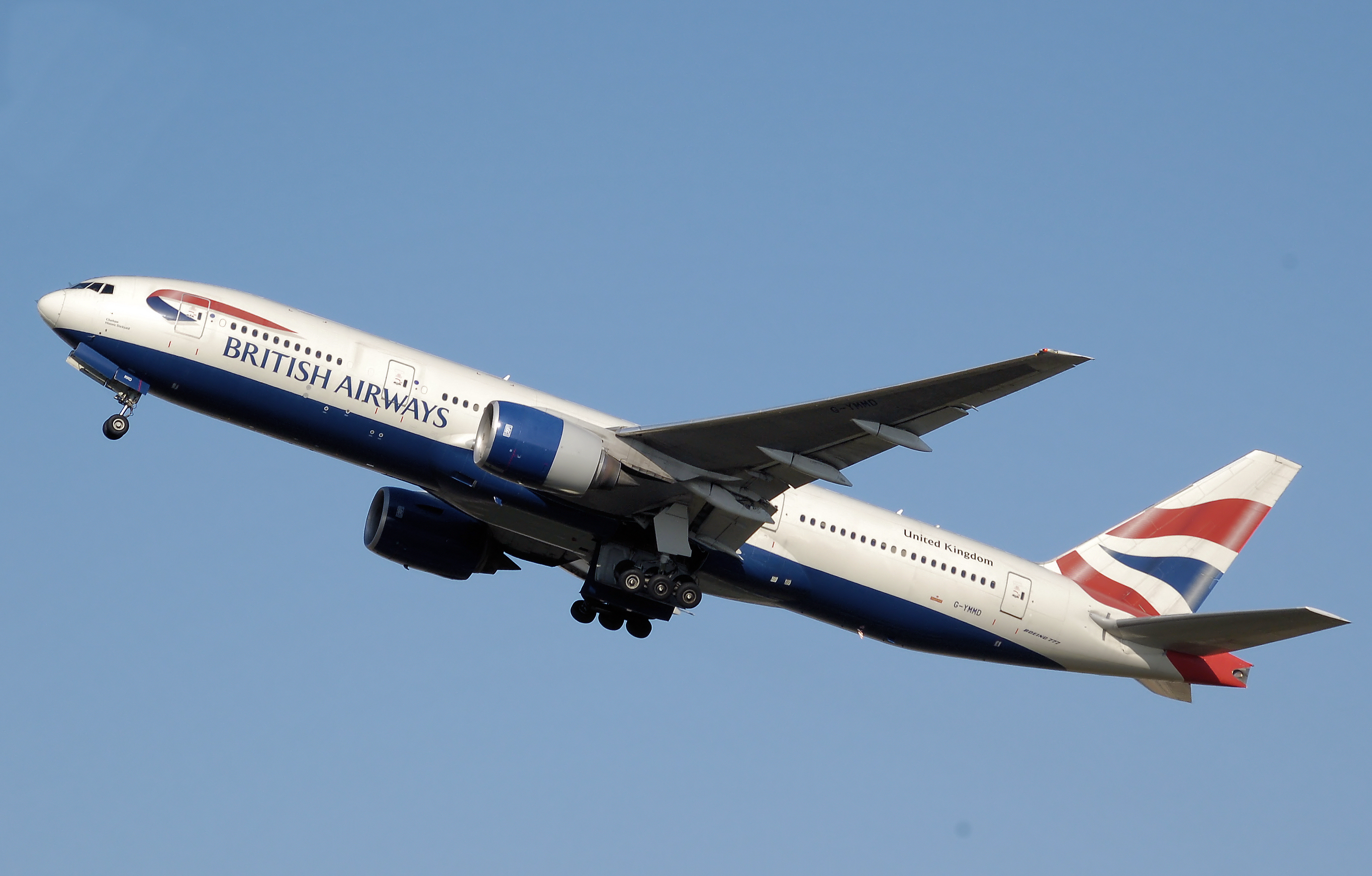Photo of BA is set to acquire BMI