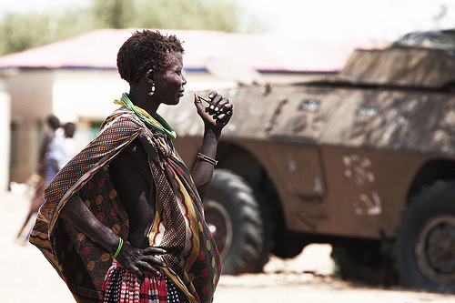 Photo of Violence erupts in South Sudan