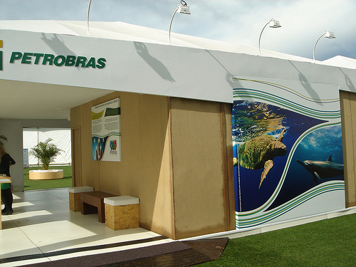 Photo of Petrobras engineering firm contractor files for bankruptcy